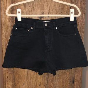 High waisted shorts never been worn